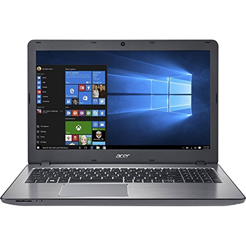 2017 Newest Acer Aspire 15.6' Full HD 1920×1080 Premium Notebook Laptop PC, Intel Core i7-6500U 2.5Ghz, 8 GB DDR4, 256GB SSD, NVIDIA GeForce 940MX 4 GB, Bluetooth, 802.11ac WiFi, USB 3.1,windows 10