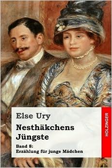 Book Nesthäkchens Jüngste: Volume 8