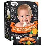 NOSH Baby Munchables Sweet Potato & Pumpkin, 6 Pack, 907g