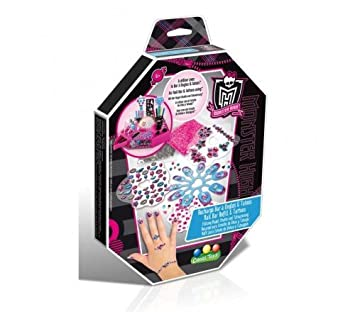kit ongle monster high