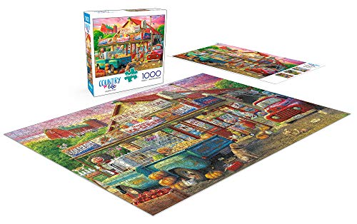 Buffalo Games - Country Store - 1000 Piece Jigsaw Puzzle