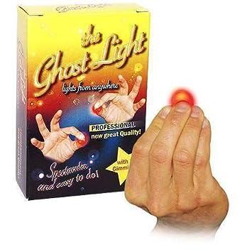 Zaubertricks und Props 2 gimmicks Professional DLite SOLOMAGIA The Ghost Light B/ühnenzauber