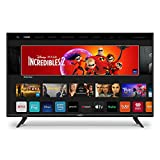 VIZIO 24 Inch Smart TV, D-Series Television Full HD 1080p with Apple AirPlay and Chromecast built-in (D24f-G1)