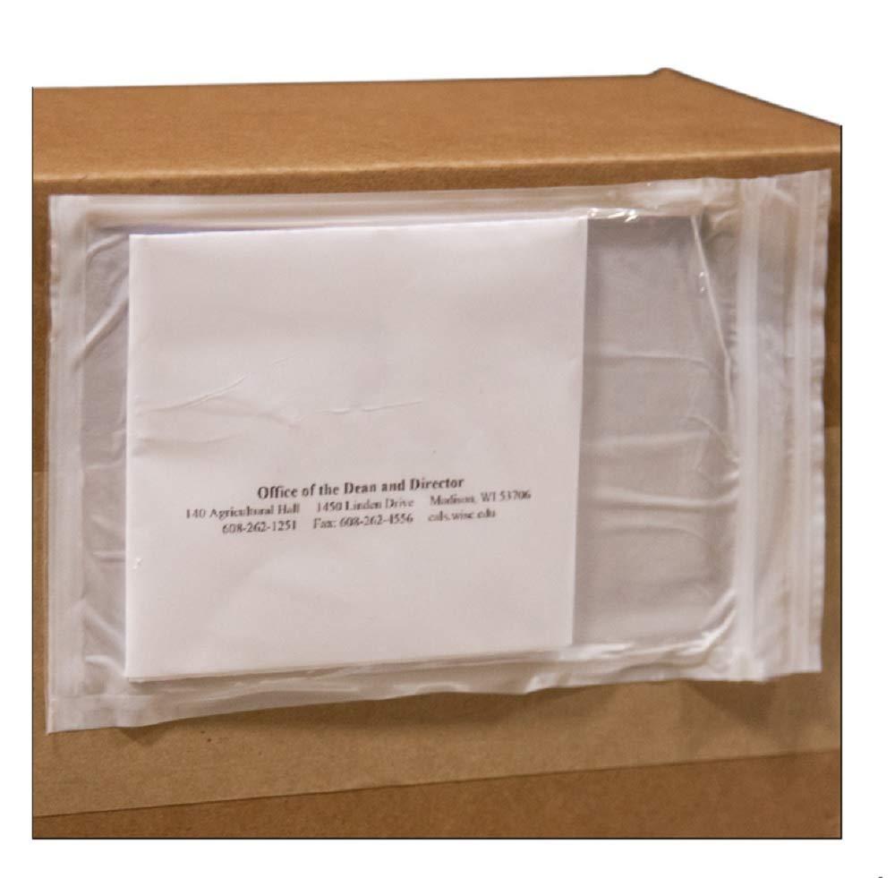 Amazon.com: Paquete de 500 sobres con cierre de cremallera ...