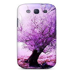 Hot DHFmp8400eHDHu Case Cover Protector For Galaxy S3- Frosty Nature