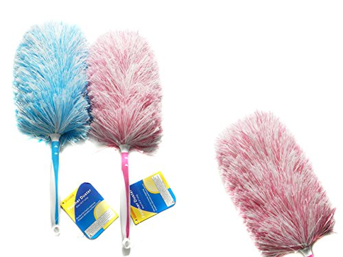 Feather Duster w/ Interchangeable Head Size: 16.5'' L , Case of 96 by DollarItemDirect