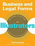 Business and Legal Forms for Illustrators, Tad Crawford, 1581153643