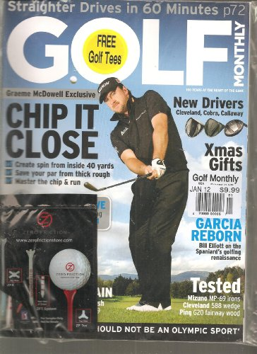 Golf Monthly Magazine - Golf Monthly Magazine (January 2012 (1 December-28 December))