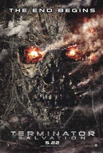 Image result for Terminator salvation movie poster