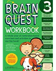 Brain Quest Workbook: Grade 3