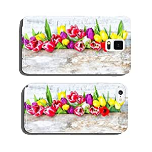 spring flower cell phone cover case iPhone6 Plus