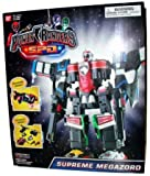 power rangers zords original - Supreme Megazord S.P.D. Power Rangers Action Figure