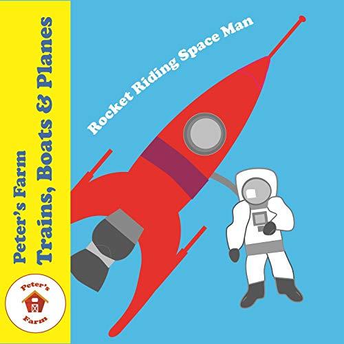 (Rocket Riding Space Man (feat. Peter Harmon, David Avery))