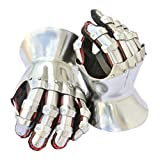 Armor Venue: Hour Glass Gauntlets Metallic One Size