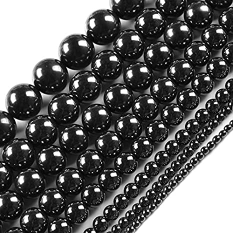 Snowflake Obsidian Round Beads 3mm Black//White 120 Pcs Gemstones DIY Jewellery