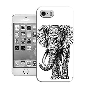 LarryToliver You deserve to have Animal painting patterns Ornate Elephant For iphone 5/5s Cases