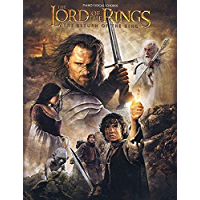 The Lord of the Rings: The Return of the King (Piano/Vocal/Chords) book cover