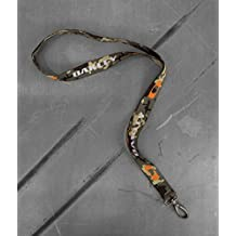 Oakley Square O ID Badge Holder Lanyard - Camo Green