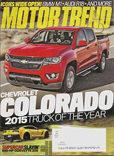 Motor Trend February 2015 (Motor Trend February 2015)