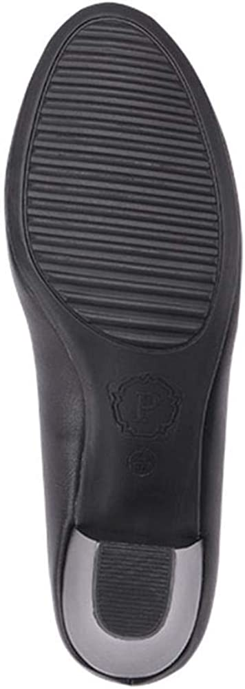 Pavers Heeled Court Shoes 316 793 Black
