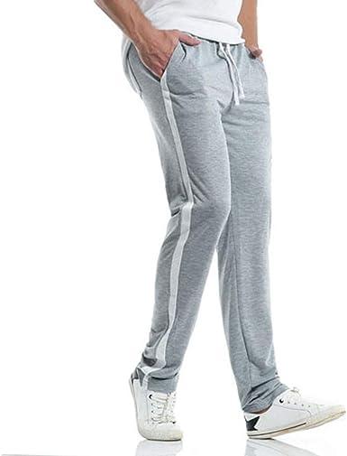 FELZ Pantalón para Hombre Casual Jogging Algodón Pantalones de ...