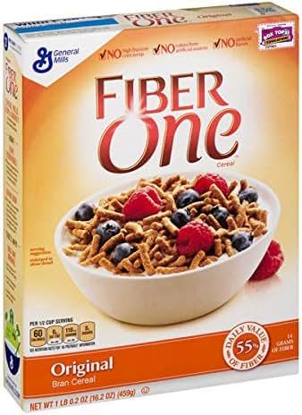 Breakfast Cereal: Fiber One