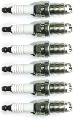 Pack de 6 3194 Bujías para 97 – 02 Toyota 3.4L V6 K16TR11 Iridio