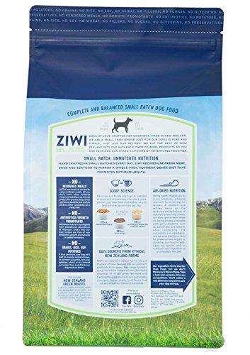 Product image of Ziwipeak Zpddt1000P Tripe & Lamb Dog 2.2Lbs