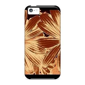 MeSusges Iphone 5c Well-designed Hard Case Cover Metallic Duo Protector
