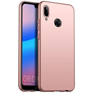 reputable site best prices pretty nice AOYIY Coque Huawei P20 Lite, Très Mince Coque Etui Housse ...