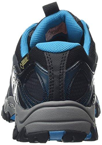 Zapatos Tex Sport Black Rise Grassbow High Merrell Mujer para de Gore Senderismo tq4Iywp