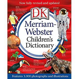 Merriam-Webster Children's Dictionary, New Edition: Features 3,000 Photographs and Illustrations