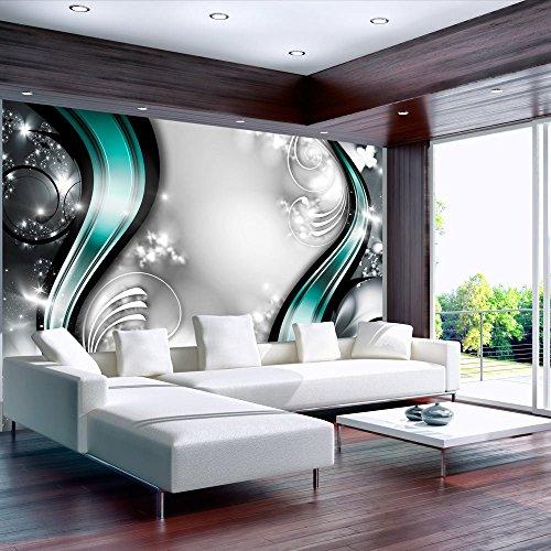 Vlies Fototapete 400x280 cm - 3 Farben zur Auswahl - Top - Tapete - Wandbilder XXL - Wandbild - Bild - Fototapeten - Tapeten - Wandtapete - Wand - Abstrakt 10110901-41