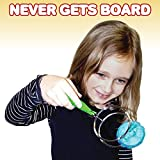 ArtCreativity Retro Light Up Kids Toys Includes 8