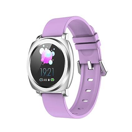 DLIBIG Pulsera de Actividad Smartwatch,Pulsómetro Monitor de ...