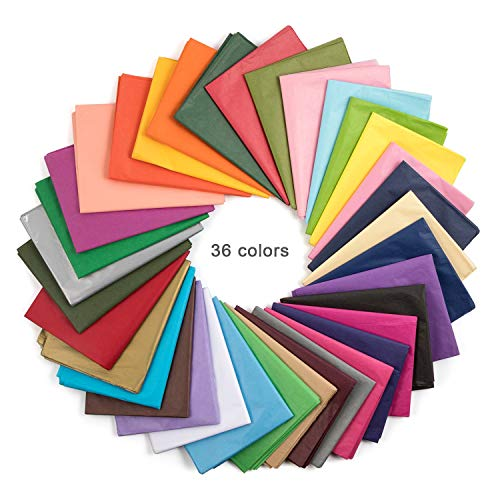 Art Tissue & Crepe Paper