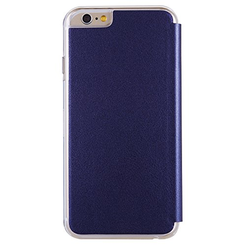 Anymode Booklet Case - Me-In (Mirror Case) - Apple iPhone 6 - Blau