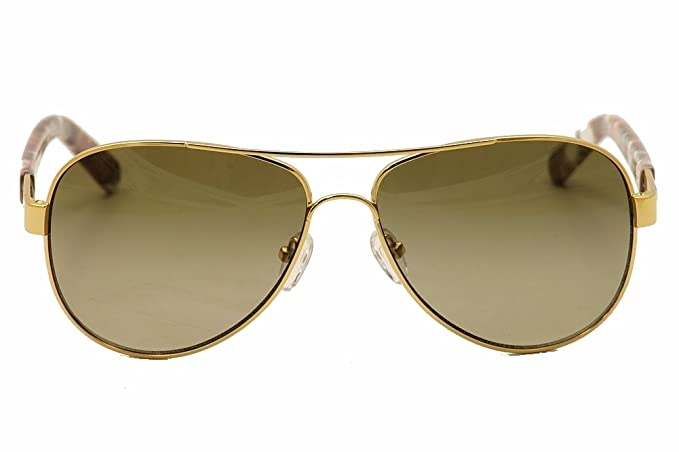 e410f33a85a9 Amazon.com: Tory Burch Sunglasses TY 6010 GOLD 362/13 TY6010: Tory Burch:  Shoes