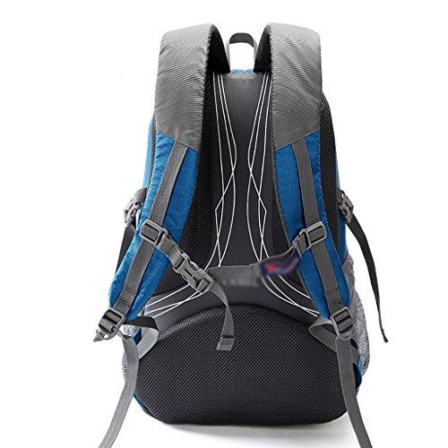 zaino trekking Outdoor Alpinismo Bag 30L escursione di campeggio Zaino Maschio / Femmina Sport (47 * 31 * 20cm) Zaini da escursionismo