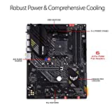 ASUS TUF Gaming B550-PLUS AMD AM4 Zen 3 Ryzen 5000