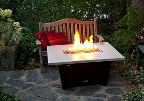 Palisades Rectangular Fire Pit