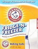 baking soda box - Arm & Hammer Fridge-N-Freezer Baking Soda, Odor Absorber 16 Oz (Pack of 6) 6 Lb Total
