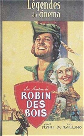 Les Aventures De Robin Des Bois Errol Flynn Olivia De Havilland Basil Rathbone Claude Rains Patric Knowles Michael Curtiz Movies Tv