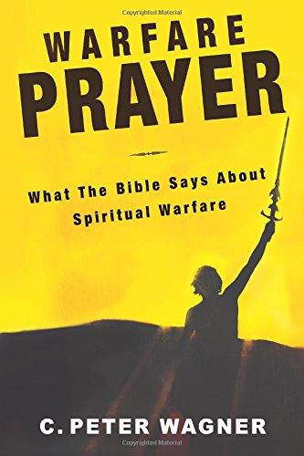 Warfare Prayer Bible about Spiritual