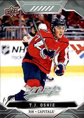 2019-20 Upper Deck MVP #103 T.J. OSHIE WASHINGTON CAPITALS NHL Hockey Trading Card