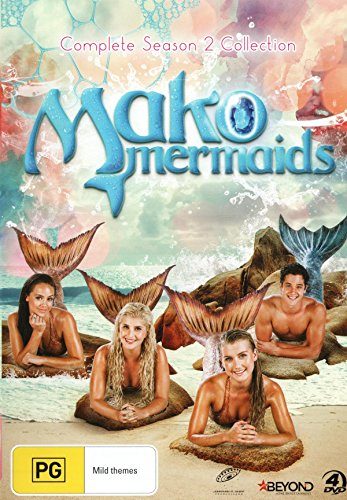 Mako Mermaids - Complete Season 2 [DVD] [NON-USA Format, Pal / Import - - Australia Mako