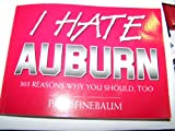 I Hate Auburn, Paul Finebaum, 1881548163