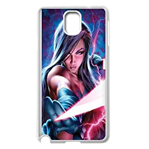 Psylocke Comic Samsung Galaxy Note 3 Cell Phone Case White yyfabb-132605