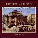 Richter in Leipzig - Beethoven: Piano Sonatas Nos. 30- 32, Opp. 109- 111 (November 28, 1963)