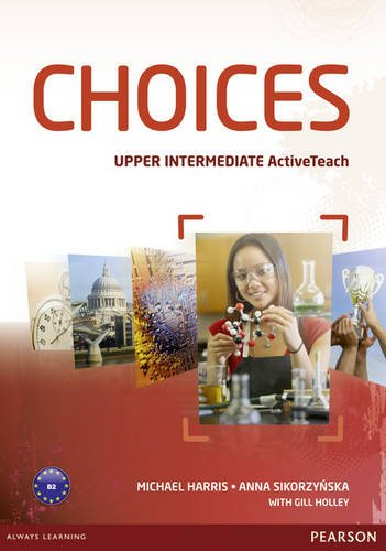Choices Upper Intermediate Active Teach PDF